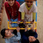 The Learning Center playground also provides hours of entertainment.
