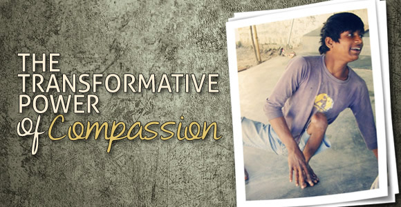 The Transformative Power of Compassion